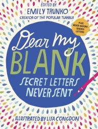Image result for dear my blank secret letters never sent