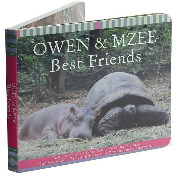 Owen Amp Mzee Best Friends By Craig Hatkoff Paula Kahumbu