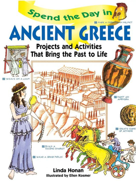 Spend The Day In Ancient Greece Projects And Activities