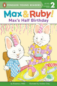 Max And Ruby New Baby : Max's, Lunch, Rosemary, Wells,, Andrew, Grey,, Paperback, Barnes, Noble®