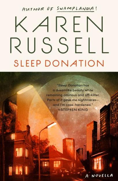 Barnes And Noble Donation Request : barnes, noble, donation, request, Sleep, Donation, Karen, Russell,, Paperback, Barnes, Noble®