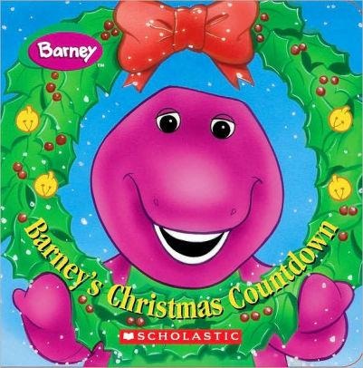 barney s christmas countdown