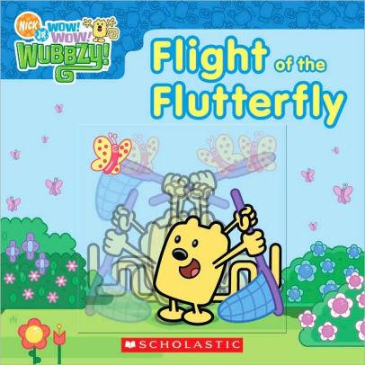 flight of the flutterfly