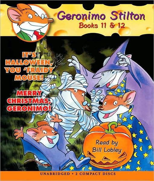 Geronimo Stilton Books 11 And 12 By Geronimo Stilton