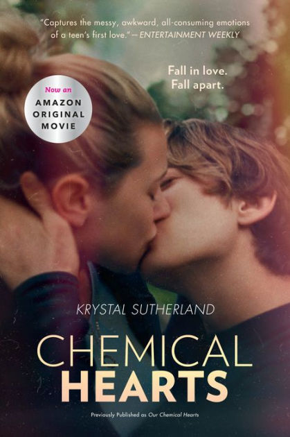 Chemical Hearts by Krystal Sutherland. Paperback   Barnes & Noble®