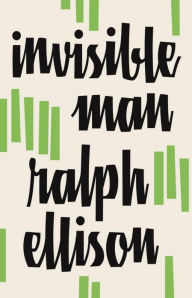 book cover of Invisible Man