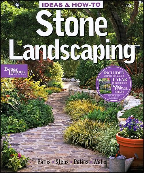 ideas & - stone landscaping