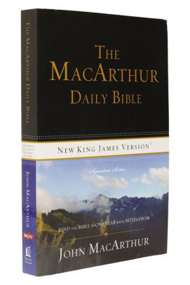 Barnes And Noble Macarthur : barnes, noble, macarthur, MacArthur, Daily, Bible:, Through, Bible, Year,, Notes, Thomas, Nelson,, Paperback, Barnes, Noble®