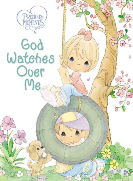 Precious Moments God Watches Over Me Prayers And