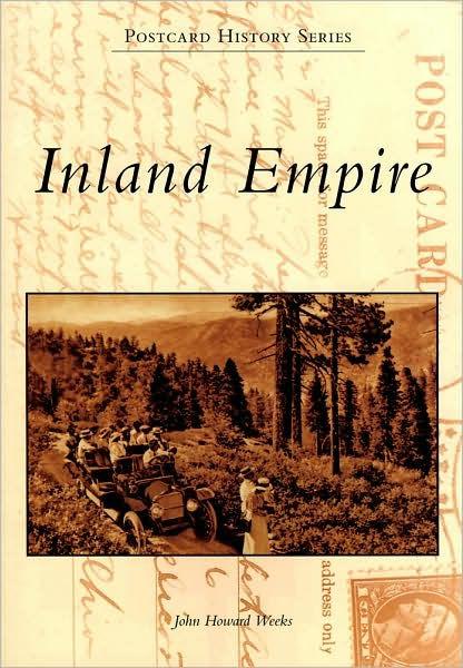 Postcard View Inland Empire