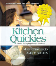 Kitchen Quickies Great Satisfying Meals Minutes Marie