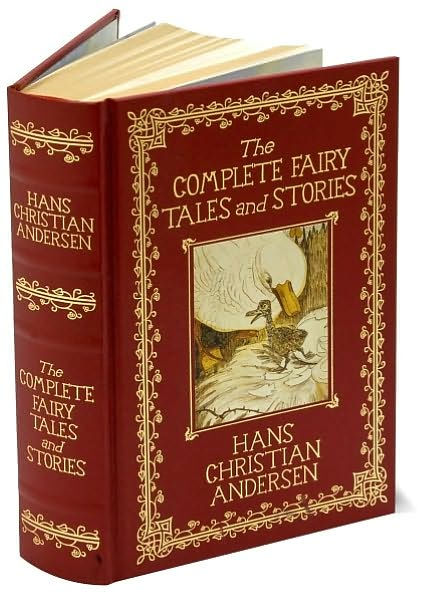 The Complete Fairy Tales And Stories Hans Christian