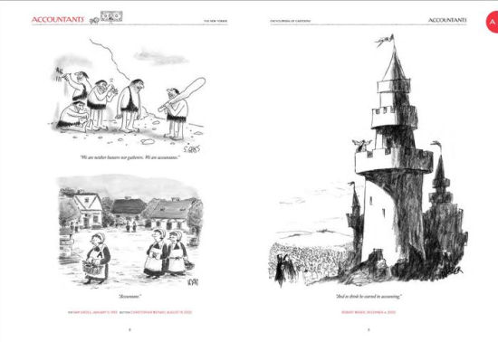 The New Yorker Encyclopedia of Cartoons: A Semi-Serious A