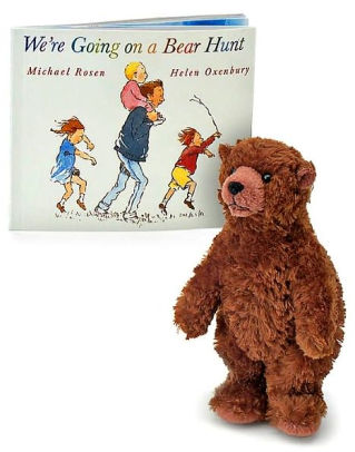 We Are Going On A Bear Hunt : going, We're, Going, Michael, Rosen,, Helen, Oxenbury,, Board, Barnes, Noble®