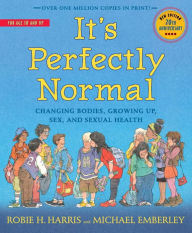 book cover for It's Perfectly Normal