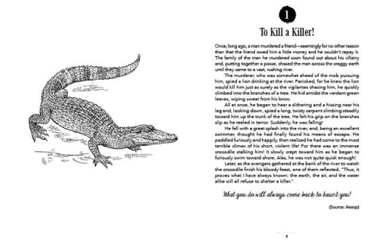 50 Famous Fables and Folk Tales: Collected from Around the