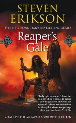 Malazan : malazan, Reaper's, (Malazan, Fallen, Series, Steven, Erikson,, Paperback, Barnes, Noble®