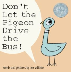 Don't Let the Pigeon Drive the Bus! by Mo Willems, Hardcover ...