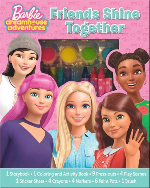 Barbie Friends Shine Together Activity Kit By Studio Fun Other Format Barnes Noble