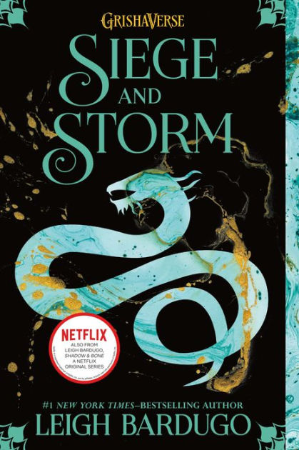 Siege and Storm (Shadow and Bone Trilogy #2) by Leigh Bardugo, Paperback |  Barnes & Noble®