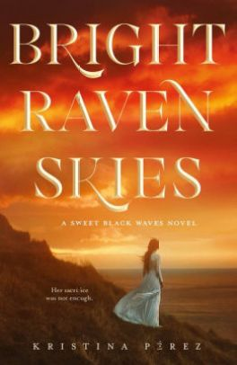 Bright Raven Skies Cover