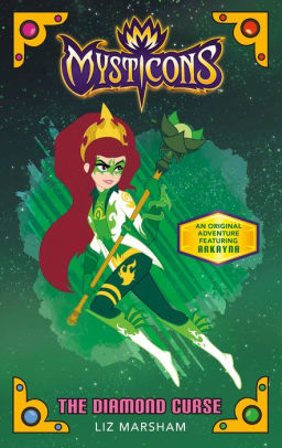 Mysticons Dvd Release Date : mysticons, release, Mysticons:, Diamond, Curse, Marsham, (eBook), Barnes, Noble®