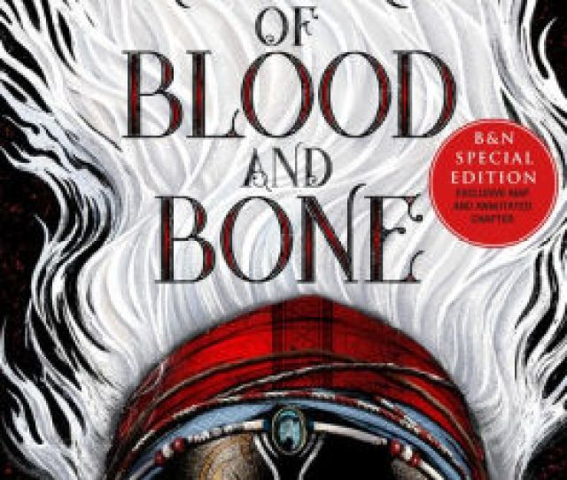Children Of Blood And Bone Bn Exclusive Edition Legacy Of Orisha Series