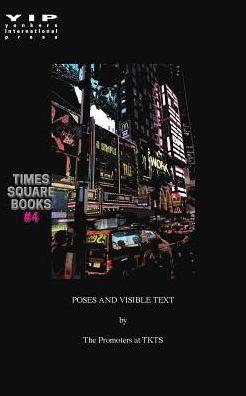 Barnes And Noble Times Square : barnes, noble, times, square, Times, Square, Books, Poses, Visible, Promoters, TKTS,, Paperback, Barnes, Noble®