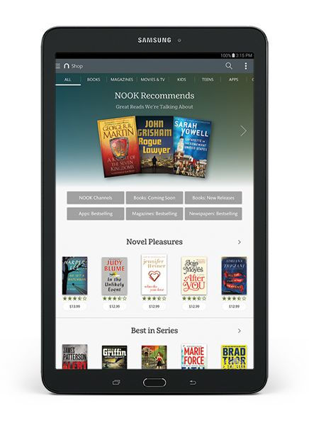Image result for nook