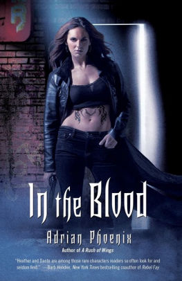Blood Song Series : blood, series, Blood, (Maker's, Series, Adrian, Phoenix,, Paperback, Barnes, Noble®