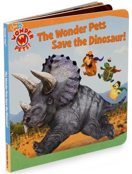 Dinosaur Wonder Pets Save