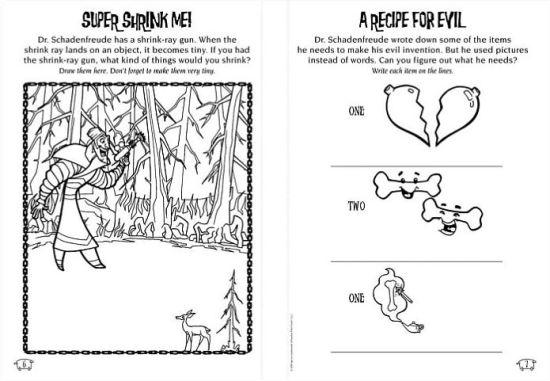 Evil Scientist Workshop by Tina Gallo, Paul E. Nunn