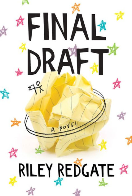 Final Draft by Riley Redgate, Paperback | Barnes & Noble®