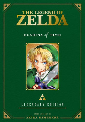 The Legend Of Zelda: Ocarina Of Time : legend, zelda:, ocarina, Legend, Zelda:, Ocarina, -Legendary, Edition-, Akira, Himekawa,, Paperback, Barnes, Noble®