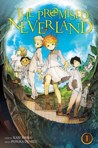 The Promised Neverland Chapitre 1 : promised, neverland, chapitre, Promised, Neverland,, Grace, Field, House, Shirai, (eBook), Barnes, Noble®