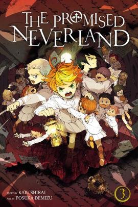The Promised Neverland Ost : promised, neverland, Promised, Neverland,, Shirai,, Posuka, Demizu,, Paperback, Barnes, Noble®