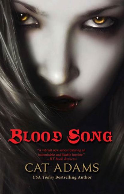 Blood Song Series : blood, series, Blood, (Blood, Singer, Series, Adams,, Paperback, Barnes, Noble®
