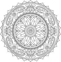 Mandala Meditation Coloring Book by Sterling Publishing Co