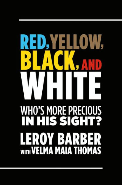 Yellow White Precious And And All Black Are Red