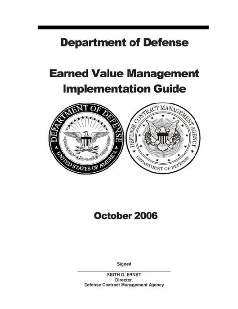 Department of Defense Earned Value Management