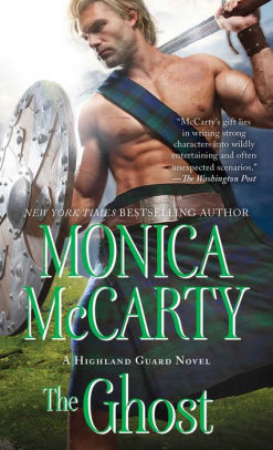 The Ghost Highland Guard Series #12 By Monica McCarty Paperback