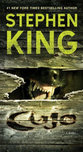Cujo by Stephen King Paperback  Barnes  Noble
