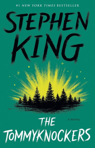 The Tommyknockers by Stephen King Paperback  Barnes  Noble