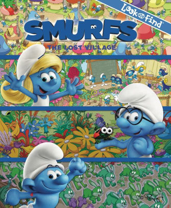 Smurfs 3 The Lost Village By Phoenix International Publications Hardcover Barnes Noble