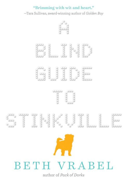 A Blind Guide to Stinkville by Beth Vrabel, Hardcover