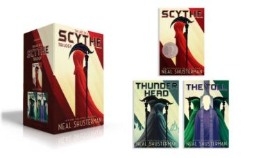 Image result for arc of a scythe
