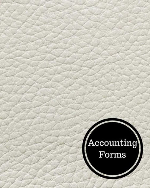 Accounting Forms: Two Columnar Format by Insignia Accounts