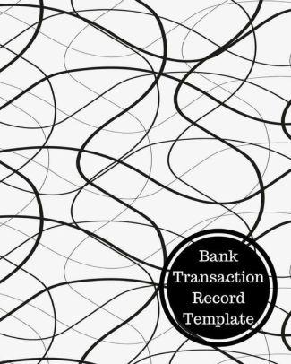 Bank Transaction Record Template: Bank Transaction