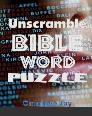 unscramble bible word puzzles