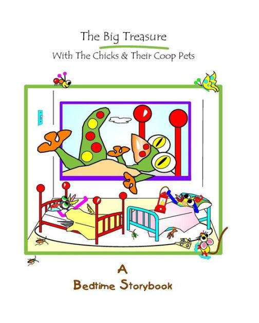 Chicks Treasure Location : chicks, treasure, location, Treasure:, Chicks, Their, Debralee, Rooney, Lyndon,, Paperback, Barnes, Noble®